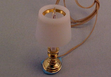 1275-130 1/2&quot; table lamp