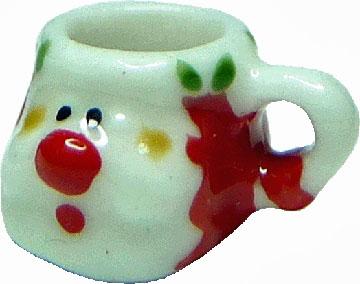 """b330 1"""" santa mugs"""