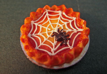 "k2148 1"" bright delights spider web pie"