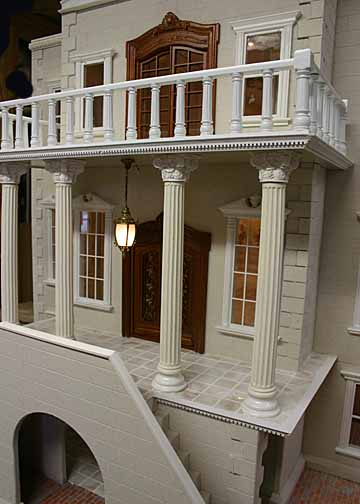 "15002 1"" scale majestic mansions palace"