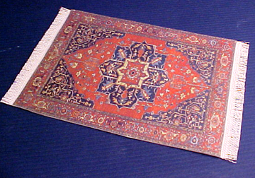 "r635 1/2"" oriental medallion carpet"