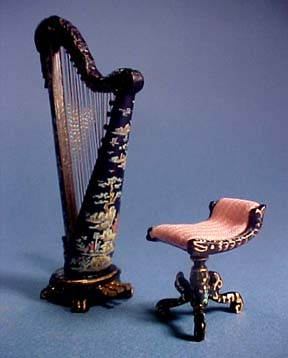"""s1488bbsset 1/2"""" harp set"""