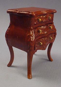"Bespaq 1� Scale ""Benoit"" Bombe Small Cabinet"