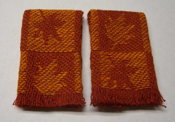 "1"" Scale Autumn Leaf Kitchen Towel Set"