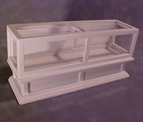 "1"" Scale Store Display Case"