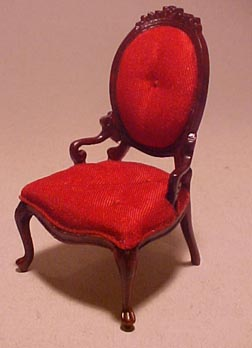 "1"" Scale Bespaq May Fair Side Chair"