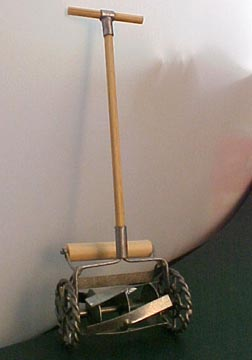"1"" Scale Olde Time Lawnmower"