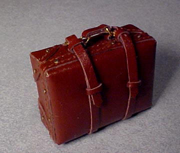 "1"" Scale Medium Suitcase"