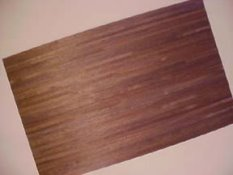 "1/2"" Scale Black Walnut Flooring"