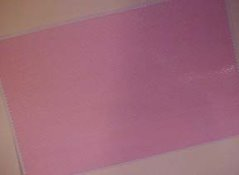 "1/2"" Scale Small Pink Hexagon Tile"
