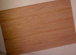 "1/2"" Scale Red Oak Flooring"