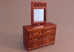 "1/2"" Scale Spice Dresser Set"