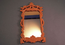 "1"" Scale Bespaq Unfinished French Wall Mirror"