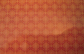 "1/2"" Scale World Model Sienna Geometric Wallpaper"