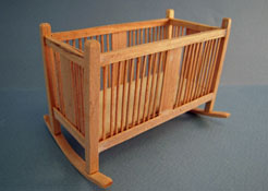 "Bespaq 1"" Scale Mission Unfinished Cradle"
