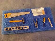 "1"" Scale General Tool Set"