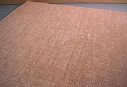 "1"" Scale Miniature Miniscules Beige Textured Wall To Wall Carpet"