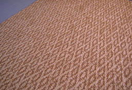 "1"" Scale Miniature Miniscules Gold Textured Wall To Wall Carpet"