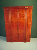 "1"" Scale Miniature Bespaq Manor Decorative Panel Unit"