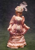 "Loretta Kasza 1/2"" Scale Marilyn Porcelain Doll"