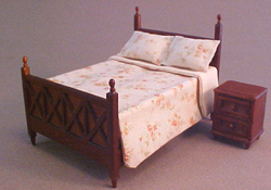 "Lee's Line 1/2"" Scale Spice Bed Set"