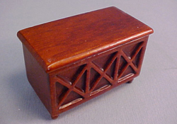 "Lee's Line 1/2"" Scale Spice Toy Box"