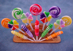 1&quot; Scale Lolly Fan
