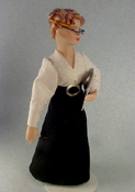 "Cindy's Dollhouse 1"" Scale Teacher"