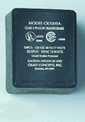 Cir-Kit Concepts 12 Volt 10 Watt Plug-In Transformer with Circuit Breaker 