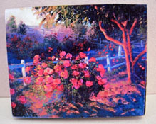 "Carol Landry Fine Art 1"" Scale Landscape Print"