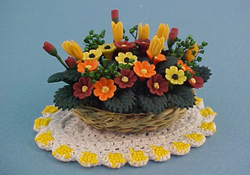 Bright deLights 1&quot; Scale Thanksgiving Center Piece