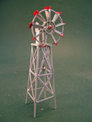 "Darling 1/2"" Scale Country Windmill"