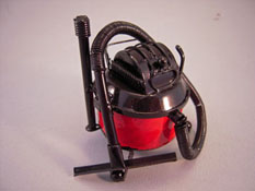 "1"" Scale Miniature Shop Vac"