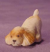 """Falcon 1/2"""" Scale Miniature Bottoms Up Dog"""