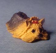 "Falcon 1/2"" Scale Miniature Yorkshire Terrier"