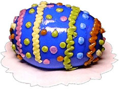 Bright deLights 1&quot; Scale Easter Egg Cake