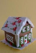 Bright deLights 1&quot; Scale Gingerbread House