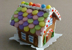 Bright deLights 1&quot; Scale Easter House