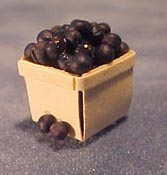 1&quot; Scale Box Of Blue Berries