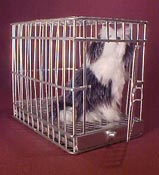 "1"" Scale Large Dog Cage"