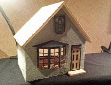 "Fabulous 1/2"" Scale Cottage Shoppe Kit"