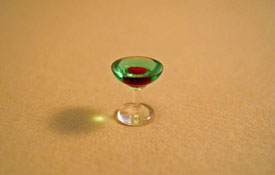 """MCM Enterprises 1/2"""" Scale Hand Crafted Sour Apple Martini"""