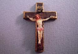 """Jeannetta Kendall 1"""" Scale Cross"""