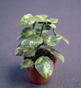 Falcon 1/2&quot; Scale Potted Ficus Tree