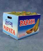 "1"" Scale Case Of Papaya"