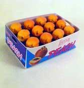 "1"" Scale Case Of Peaches"
