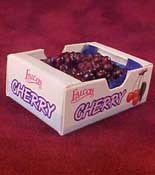 "1"" Scale Case Of Cherries"
