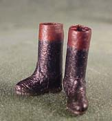 Prestige Leather 1/2&quot; Scale Miniature English Riding Boots