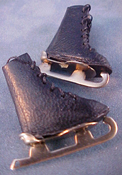 "1"" Scale Men's Ice Skates"