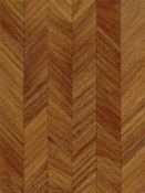 "Brodnax 1/2"" Scale Lyon Walnut Parquet Flooring Kit"